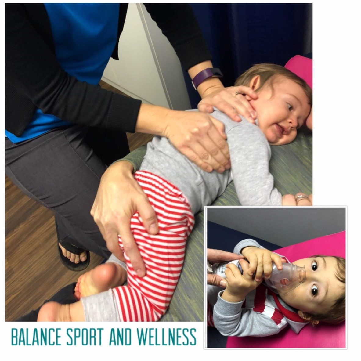 Paediatric Physiotherapy for colds